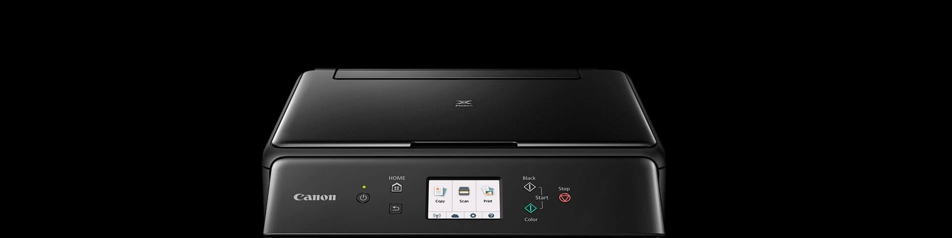 Home & Photo Printers PIXMA MG7751 Lifestyle side view